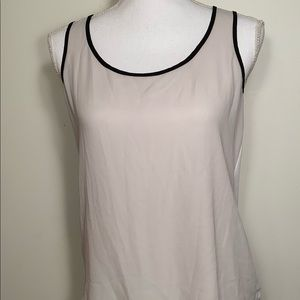 Express Tops - Express Tank With Open Back